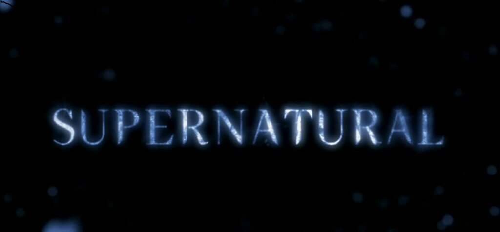 The new Supernatural title card 1024x476 Supernatural 6.06 You Cant Handle The Truth: Review